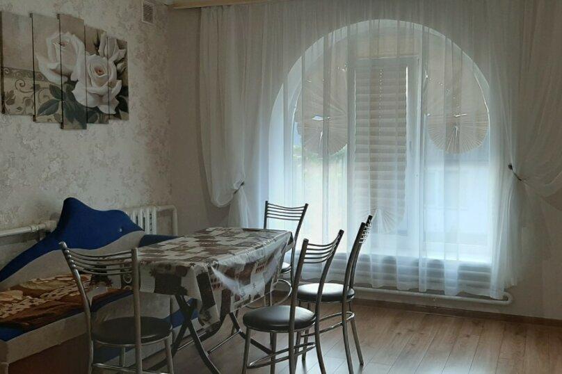 Дом, 100 кв.м. на 6 человек, 2 спальни, улица Сахарова, 9, село Веселое - Фотография 12