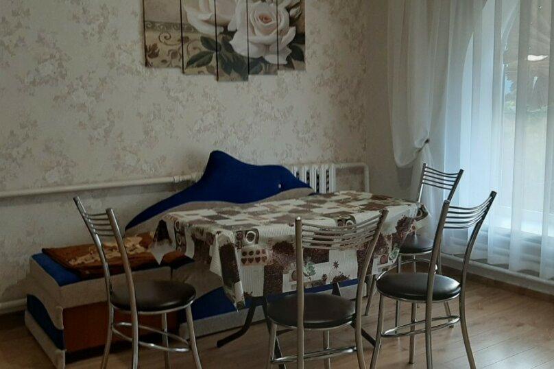 Дом, 100 кв.м. на 6 человек, 2 спальни, улица Сахарова, 9, село Веселое - Фотография 13