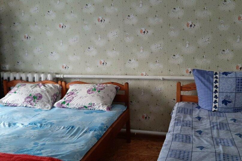 Дом, 100 кв.м. на 6 человек, 2 спальни, улица Сахарова, 9, село Веселое - Фотография 14