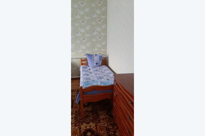 Дом, 100 кв.м. на 6 человек, 2 спальни, улица Сахарова, 9, село Веселое - Фотография 15
