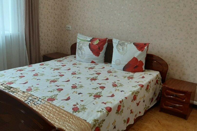 Дом, 100 кв.м. на 6 человек, 2 спальни, улица Сахарова, 9, село Веселое - Фотография 17