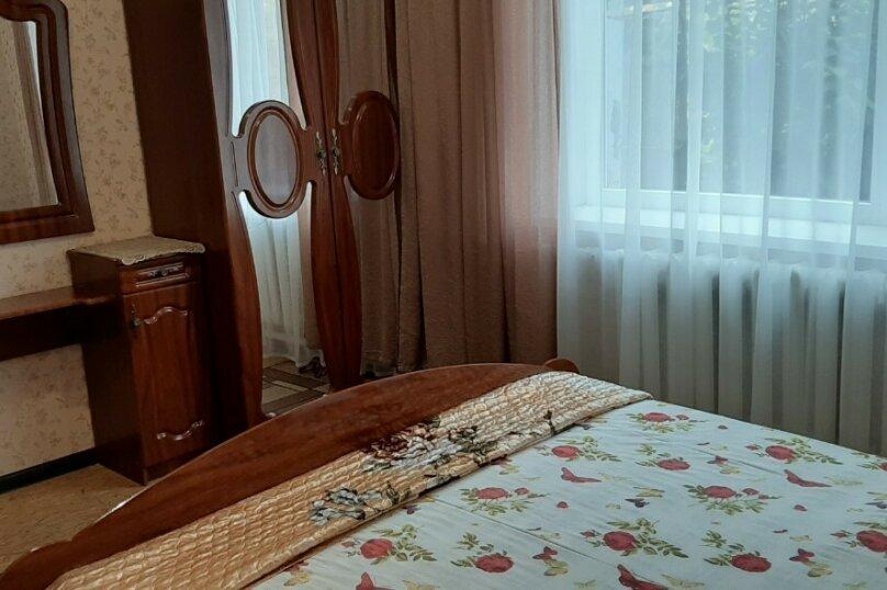 Дом, 100 кв.м. на 6 человек, 2 спальни, улица Сахарова, 9, село Веселое - Фотография 18