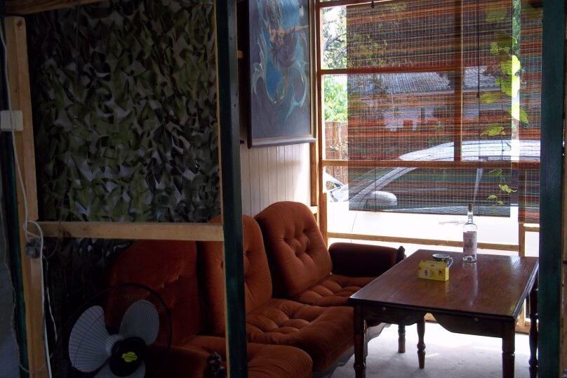 Дом, 50 кв.м. на 6 человек, 2 спальни, Южная улица, 7, Мисхор - Фотография 7