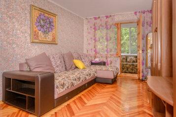 1-комн. квартира, 50 кв.м. на 4 человека, улица Руданского, 49, Ялта - Фотография 1