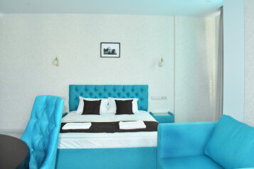 1-комн. квартира, 39 кв.м. на 4 человека, улица Чкалова, 13, Адлер - Фотография 2