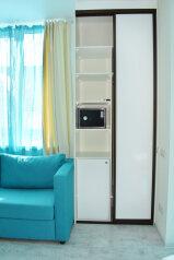 1-комн. квартира, 32 кв.м. на 4 человека, улица Чкалова, 13, Адлер - Фотография 3