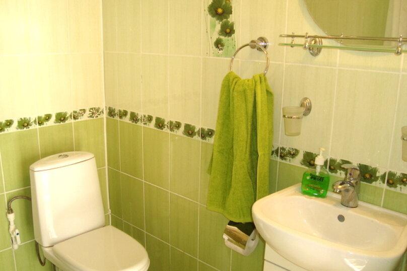 Дом с зоной отдыха, 36 кв.м. на 4 человека, 2 спальни, Кропоткина, 39, Ейск - Фотография 15