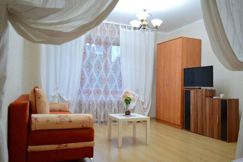 1-комн. квартира, 39 кв.м. на 4 человека, улица Красных Партизан, 246, Краснодар - Фотография 7