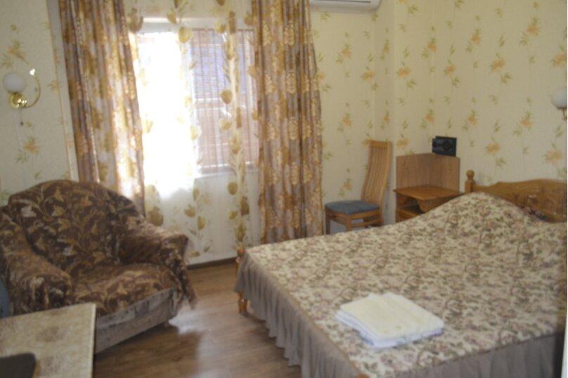 трех местный номер без балкона, улица Калараша, 19, Лазаревское - Фотография 3
