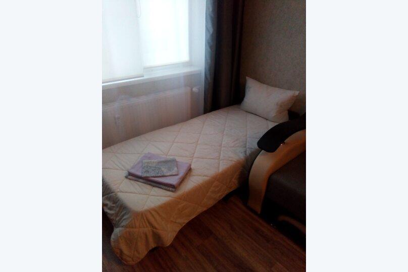 1-комн. квартира, 35 кв.м. на 5 человек, улица Висаитова, 3, Ростов-на-Дону - Фотография 10