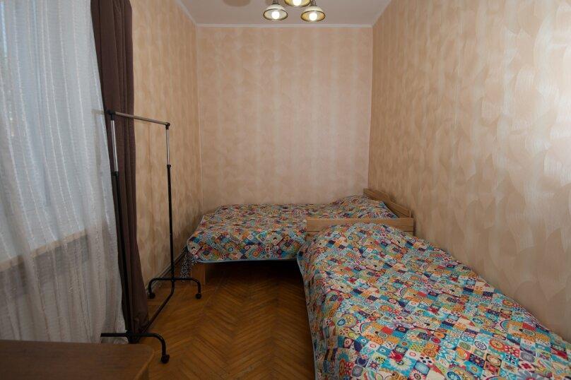 Трехместный номер эконом-класса, Базовская, 18, Краснодар - Фотография 1