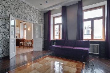 2-комн. квартира, 70 кв.м. на 6 человек, Невский проспект, 73-75, Санкт-Петербург - Фотография 2