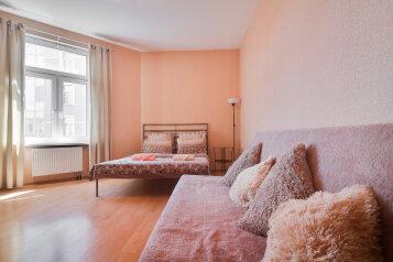 1-комн. квартира, 45 кв.м. на 4 человека, Петрозаводская улица, 13, Санкт-Петербург - Фотография 2