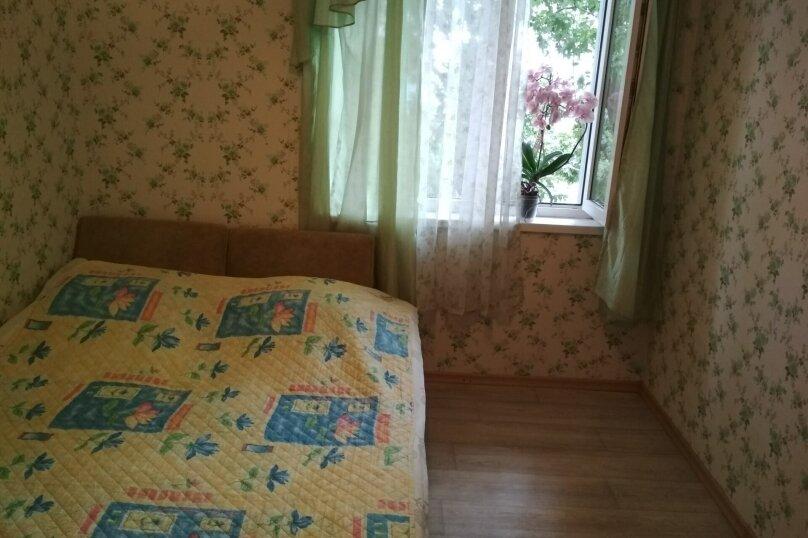 2-комн. квартира, 55 кв.м. на 5 человек, улица Сурикова, 10, Алупка - Фотография 4