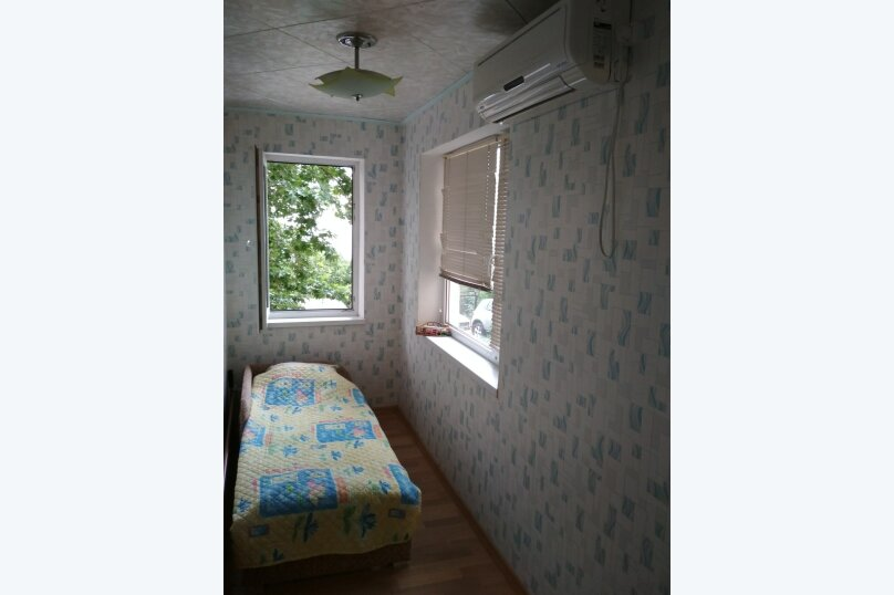 2-комн. квартира, 55 кв.м. на 5 человек, улица Сурикова, 10, Алупка - Фотография 5