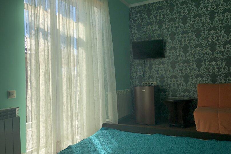 Номер люкс  Зеленый, Лозовая улица, 12, Витязево - Фотография 8