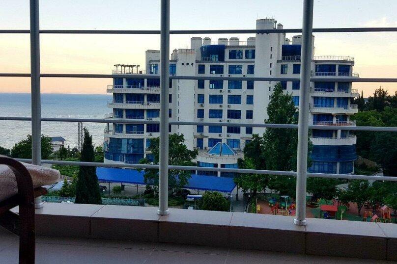 2-комн. квартира, 80 кв.м. на 4 человека, Ялтинская улица, 14, Гурзуф - Фотография 23