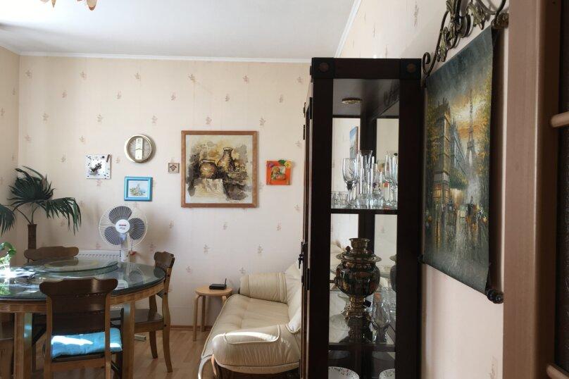1-комн. квартира, 52 кв.м. на 4 человека, улица Дёмышева, 125А, Евпатория - Фотография 11