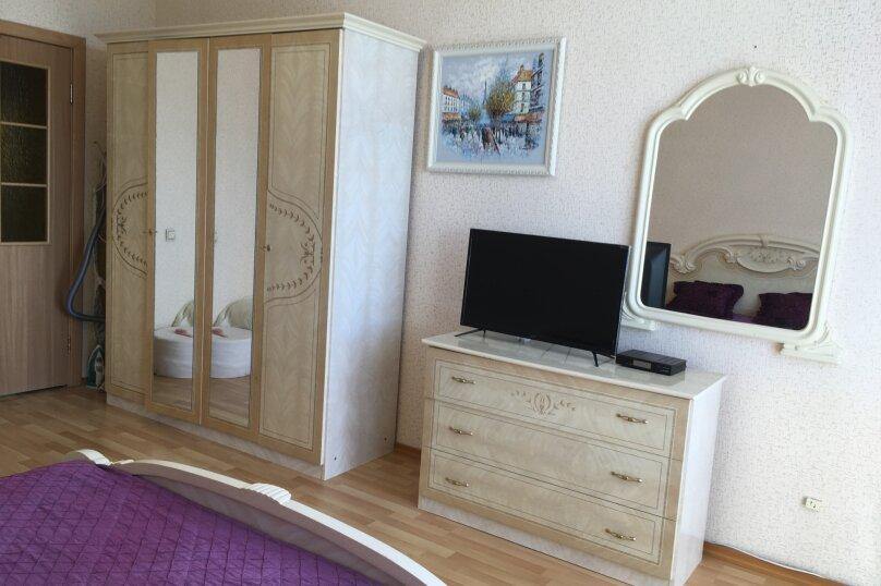 1-комн. квартира, 52 кв.м. на 4 человека, улица Дёмышева, 125А, Евпатория - Фотография 13