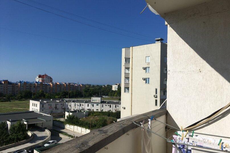 1-комн. квартира, 52 кв.м. на 4 человека, улица Дёмышева, 125А, Евпатория - Фотография 17