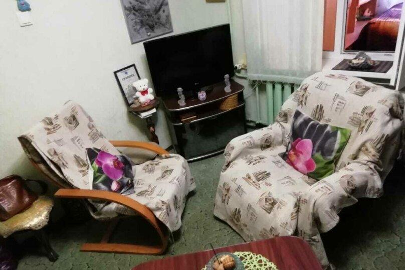 2-комн. квартира, 42 кв.м. на 6 человек, Спортивная улица, 18, Кабардинка - Фотография 7
