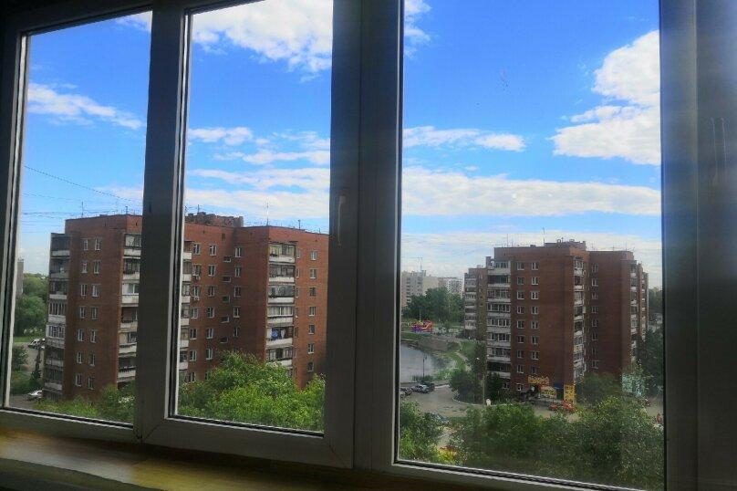 1-комн. квартира, 33 кв.м. на 3 человека, улица Агалакова, 35, Челябинск - Фотография 6