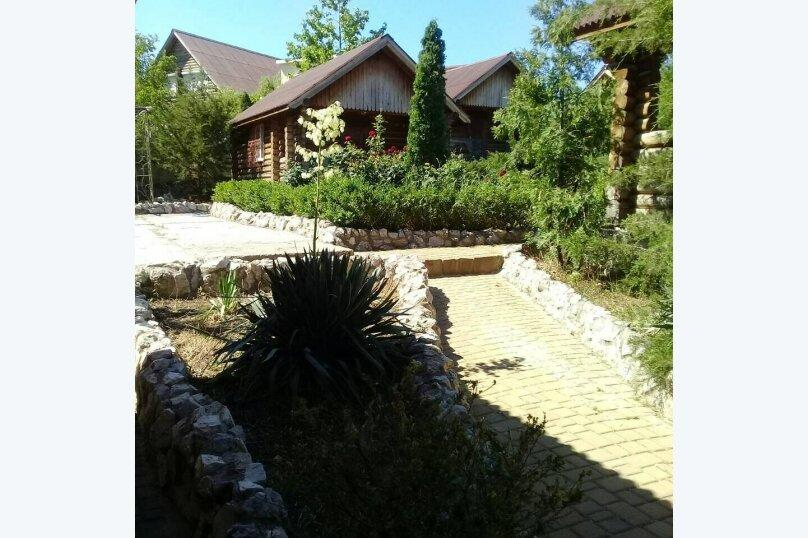 Деревянный сруб, Македонского, 37, Коктебель - Фотография 1