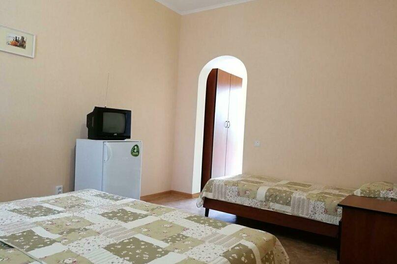 Двухместный номер с 2 отдельными кроватями, квартал Молодежный, 19, Судак - Фотография 1