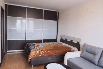 1-комн. квартира, 33 кв.м. на 3 человека, улица Агалакова, 35, Челябинск - Фотография 1
