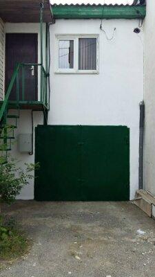Домик, 25 кв.м. на 4 человека, 1 спальня, 2-й микрорайон, 1, Ольгинка - Фотография 1