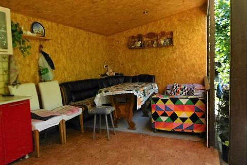 """Гостевой дом """"Дача на море"""", Черноморская улица, 7А на 2 комнаты - Фотография 9"""