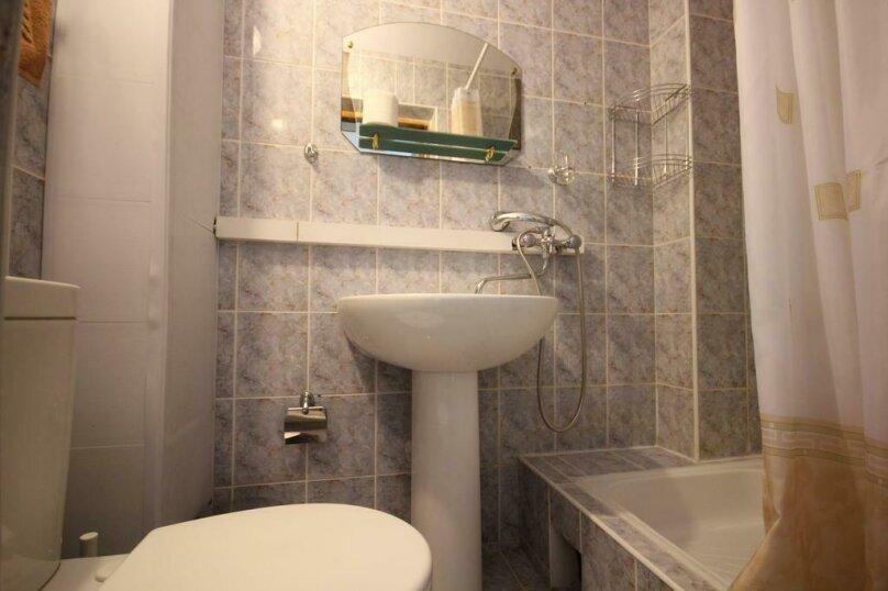 Розовый 2-х местный номер, квартал Звездный, 5А, Ольгинка - Фотография 4
