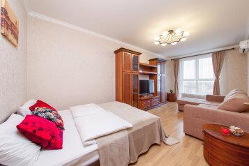 1-комн. квартира, 42 кв.м. на 4 человека, Красная улица, 176, Краснодар - Фотография 1