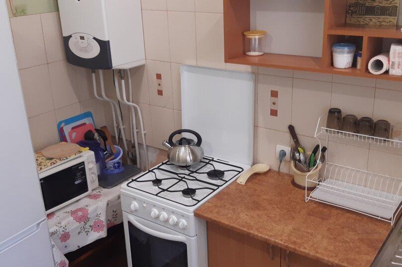 2-комн. квартира, 53 кв.м. на 5 человек, Советская, 3, поселок Приморский, Феодосия - Фотография 9