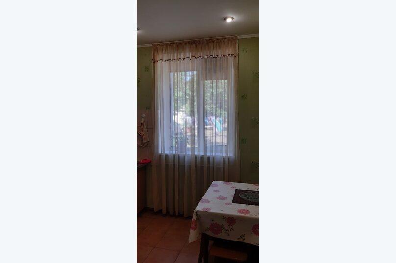 2-комн. квартира, 53 кв.м. на 5 человек, Советская, 3, поселок Приморский, Феодосия - Фотография 13