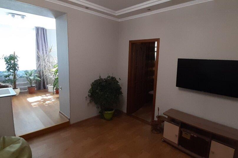 2-комн. квартира, 53 кв.м. на 5 человек, Советская, 3, поселок Приморский, Феодосия - Фотография 15