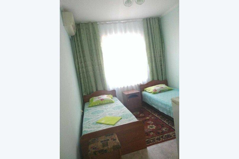 2х местный номер с двумя кроватями, улица Шевченко, 120, Анапа - Фотография 1