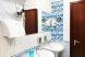 Трёхместный номер с двуспальной кроватью, и двухъярусной кроватью. Общая ванная комната, Новая Басманная улица, 13/2с1, метро Красные Ворота, Москва - Фотография 15