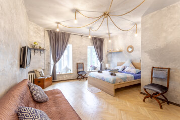 1-комн. квартира, 45 кв.м. на 4 человека, Казанская улица, 8-10, Санкт-Петербург - Фотография 1