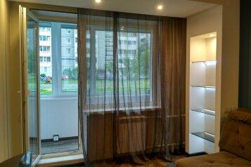 1-комн. квартира, 39 кв.м. на 4 человека, Лососинское шоссе, 33к3, Петрозаводск - Фотография 3