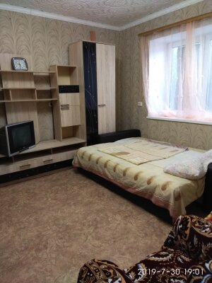 2-й этаж частного дома, 54 кв.м. на 7 человек, 3 спальни, улица Коцюбинского, 12, Симеиз - Фотография 1