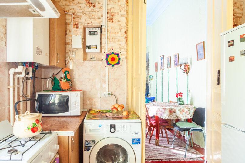 1-комн. квартира, 35 кв.м. на 4 человека, улица Розы Люксембург, 35, Ейск - Фотография 2