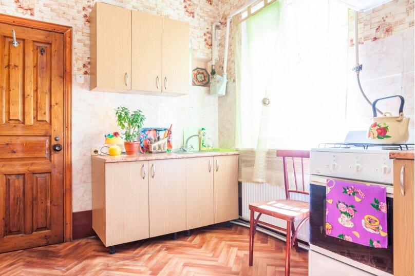 1-комн. квартира, 35 кв.м. на 4 человека, улица Розы Люксембург, 35, Ейск - Фотография 4