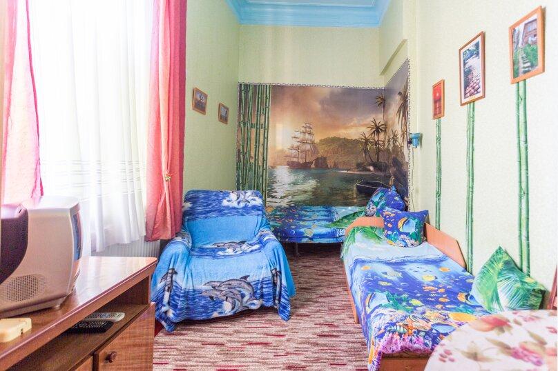1-комн. квартира, 35 кв.м. на 4 человека, улица Розы Люксембург, 35, Ейск - Фотография 1