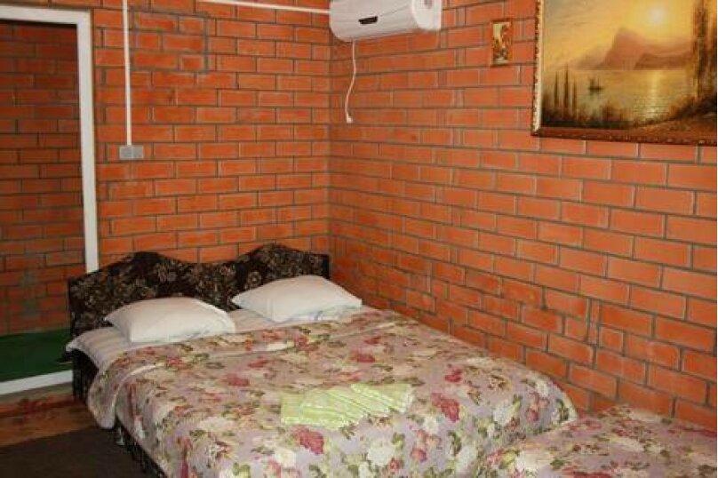 Четырехместный стандартный номер, Михайловский переулок, 9 Б, Архипо-Осиповка - Фотография 1
