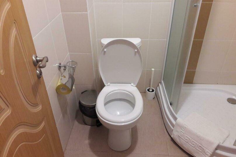 Двухместный номер с 1 кроватью и собственной ванной комнатой, улица Свободы, 30, Гостагаевская, Анапа - Фотография 2