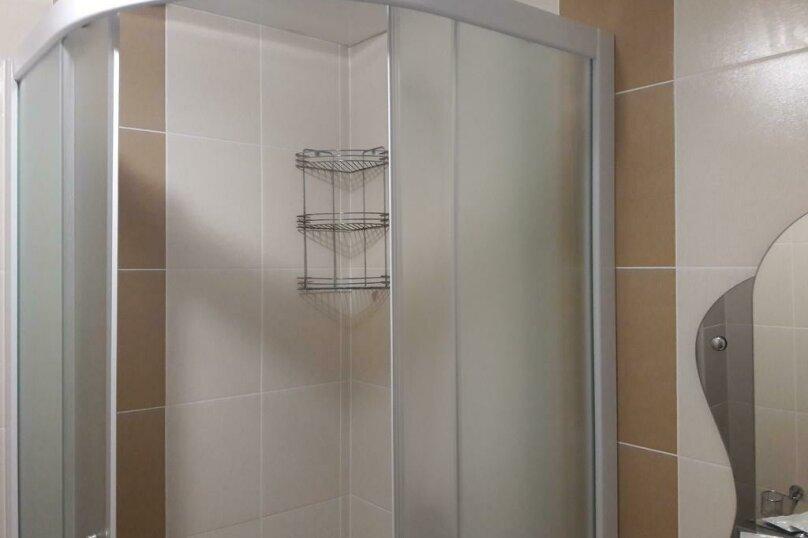Двухместный номер с 1 кроватью и собственной ванной комнатой, улица Свободы, 30, Гостагаевская, Анапа - Фотография 4
