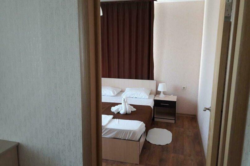Апартаменты с 2 спальнями, улица Свободы, 30, Гостагаевская, Анапа - Фотография 5