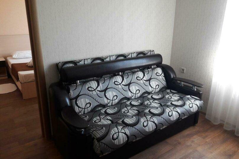 Апартаменты с 2 спальнями, улица Свободы, 30, Гостагаевская, Анапа - Фотография 12
