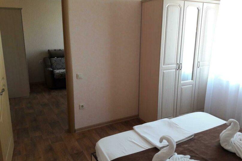 Апартаменты с 2 спальнями, улица Свободы, 30, Гостагаевская, Анапа - Фотография 1